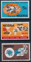 1974 UPU sor Mi 304-306