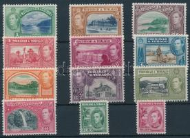 Definitive 12 stamps Forgalmi 12 érték