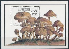 Mushrooms block, Gomba blokk