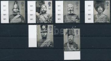 2004 A Krimi háború 150. évfordulója ívszéli sor Mi 2246-2251