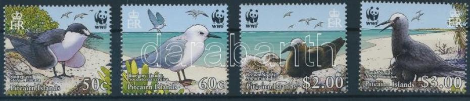 2007 WWF tengeri madarak sor Mi 717-720