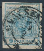 1850 9kr HP I. CLAUSEN(BURG)