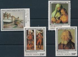 Dürer painting set, Dürer festmény sor