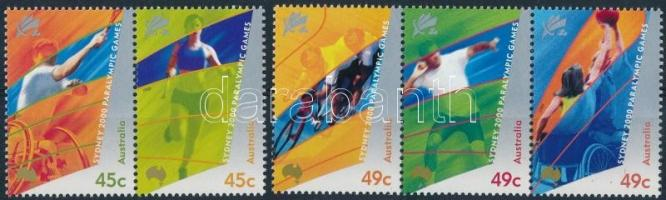 2000 Paralimpia sor Mi 1936-1940