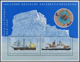 2001 Antarktisz-kutatás blokk Mi 57