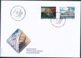Évfordulók sor FDC-n, Anniversaries set on FDC