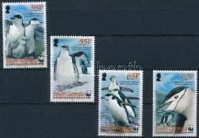 2008 WWF: Pingvin sor Mi 454-457
