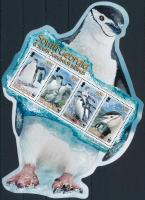 WWF: Penguin block, WWF: Pingvin blokk