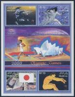 2000 Nyári Olimpia Sydney kisív Mi 3471-3474