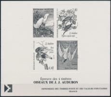 1995 Audubon Epreuve de luxe