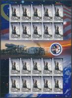 International space program complete sheet Nemzetközi űrprogram teljes ív