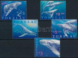 Bálna sor Whale set