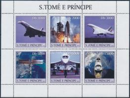 2003 Repülőgépipar kisív Mi 2218-2223