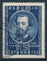 Karl Millöcker, Karl Millöcker