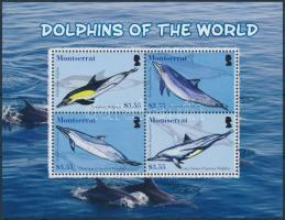 2008 Delfinek kisív Mi 1444-1447