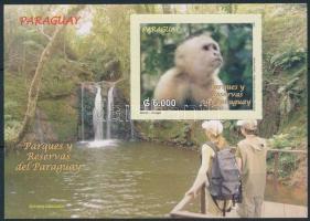 Nature reserves and national parks block, Természetvédelmi területek és nemzeti parkok blokk