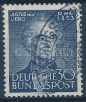 1953 Justus Liebig sor Mi 166