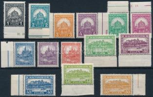 1928 Pengő-fillér (II) A sor (15.000) (apró ráncok / small creases)