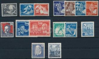 1950-1953 15 klf bélyeg
