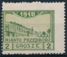 Przedbórz 1918 Mi 3 B