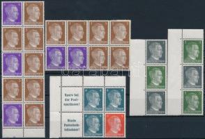 1941 Hitler 5 klf bélyegfüzet összefüggés