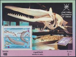 Bálnák és delfinek blokk Whales and dolphins block