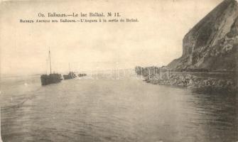 Lake Baikal, ships (Rb)