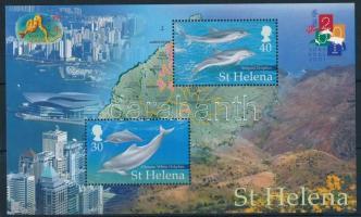 Chinese New Year; Dolphin block, Kínai újév; Delfin blokk