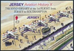 2009 A repülés története blokk Mi 75