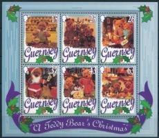 1997 Karácsony blokk Mi 20
