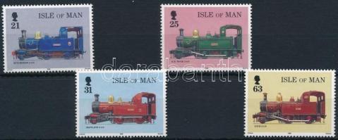 1998 Vasút sor Mi 763-766