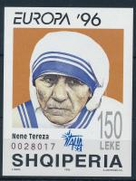 Mother Theresa block, Teréz anya blokk