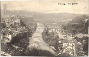 Fribourg, Vue generale