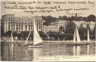 Ouchy, Beau-Rivage Palace (EK)