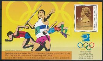 Summer Olympics, Albertville and Barcelona block, Nyári Olimpia, Albertville és Barcelona blokk