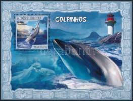 2007 Delfinek blokk Mi 229