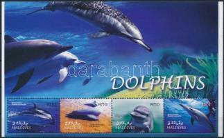 2004 Delfin blokk Mi 584