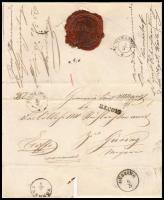 1859 Ajánlott Ex offo NEUMARHOF (Gudlin 400 pont)