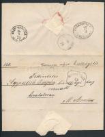 1870 Ex offo SZOMBATHELY