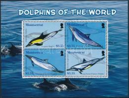 2008 Delfinek kisív Mi 1444 -1447