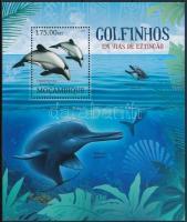 2012 Delfin blokk Mi 638