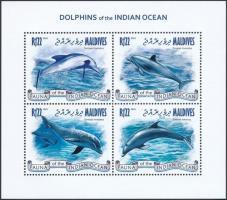 2013 Delfin kisív Mi 4888-4891