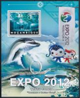 2012 Delfin; Világkiállítás blokk Mi 704