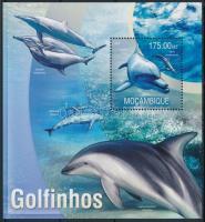 2013 Delfin blokk Mi 781