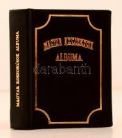Magyar Koszorúsok Albuma. Budapest, 1977, Szépirodalmi Könyvkiadó. Kiadói műbőr kötés. A kötet az 1863-ban megjelent könyv facsimile kiadása.