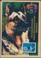 2000 50 éves a kaposvári városi bélyeggyűjtőkör kiadatlan próbanyomat II. 6 db-os garnitúra