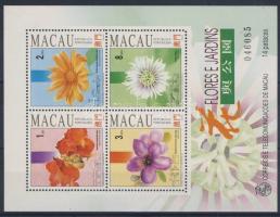1993 Virágok és kertek Mi blokk 23