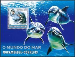 2002 Delfin blokk Mi 189