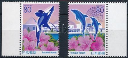 Dolphins 2 margin values, Delfinek 2 ívszéli érték