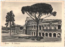 Rome, Roma; Il Colosseo
